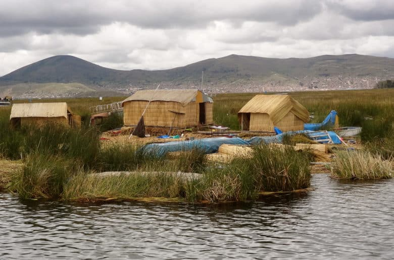FiveBadTourists: Lake Titicaca From The Shores Of Puno