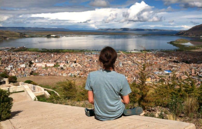 First Time Traveler Heads To Peru