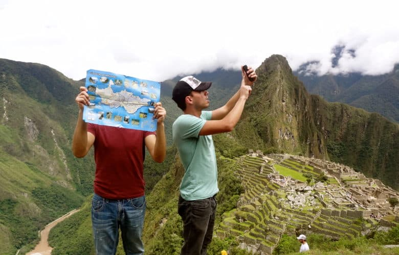 FiveBadTourists: Time to Machu The Picchu!