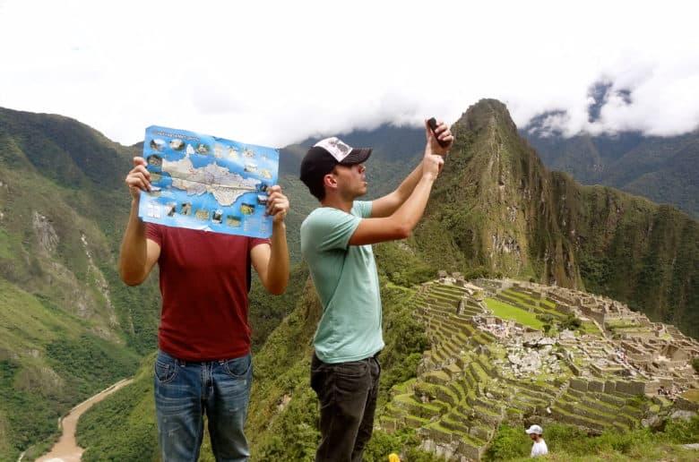 FiveBadTourists: Time to Machu The Picchu!