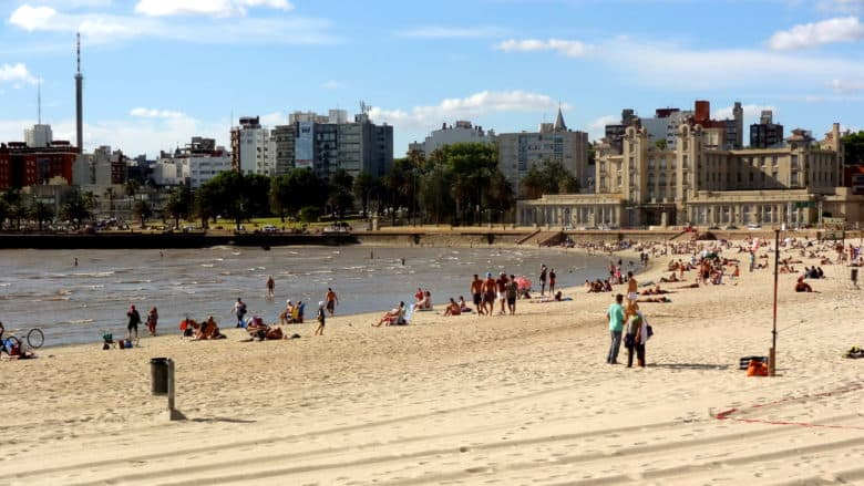 An Attempt to Sneak into Buenos Aires from Montevideo