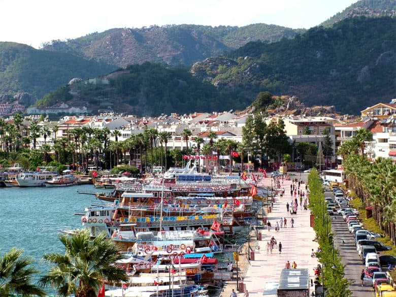Top things to do in Marmaris Turkey