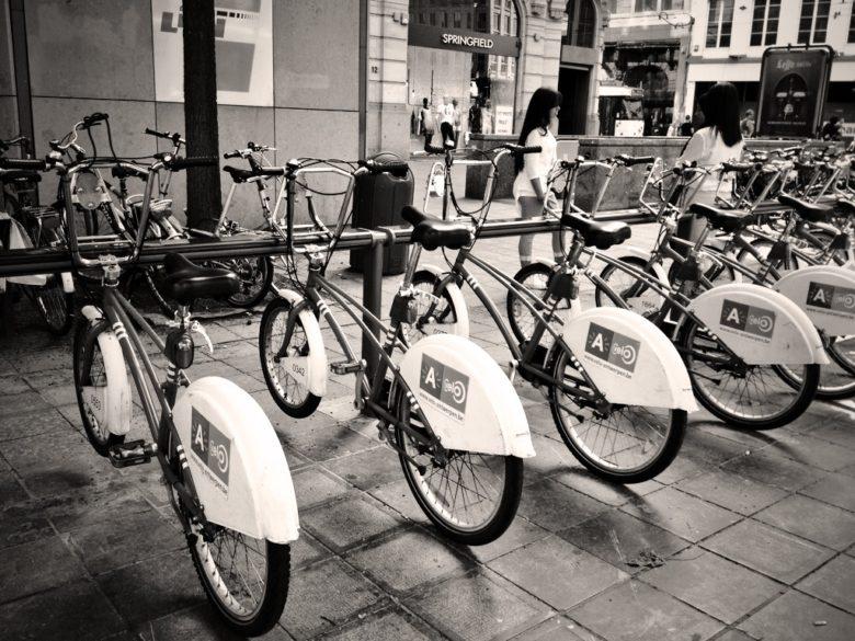 Visiting Antwerp By Bike