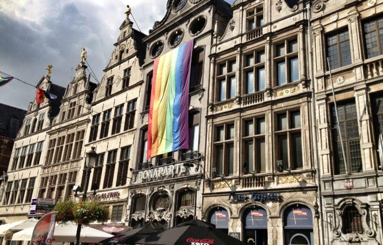The Gayest Weekend in Antwerp, Belgium