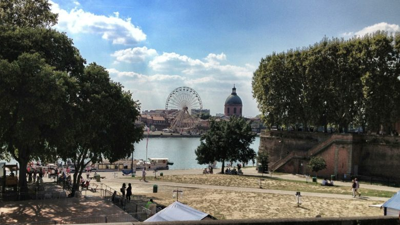 A Weekend in Toulouse and Carcassonne, France