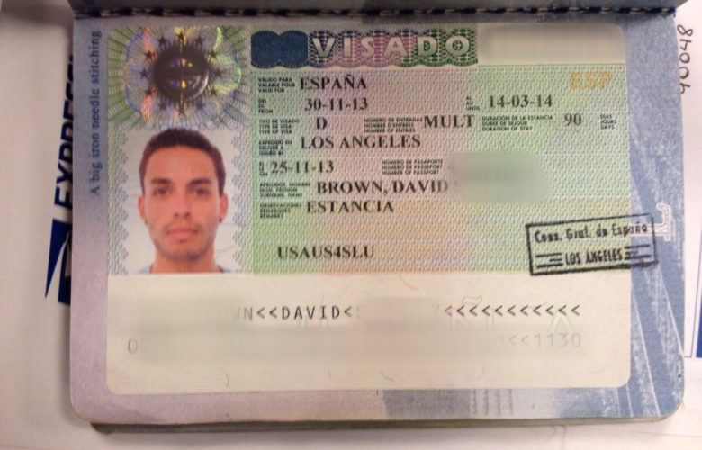 How the Apostle Paul Got in the Way of My Spanish Visa