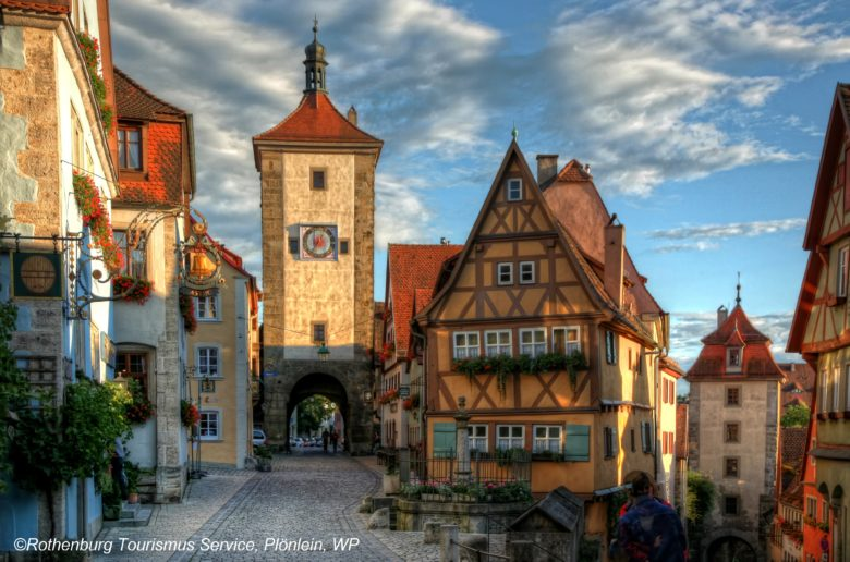 Two Days in Rothenburg Germany
