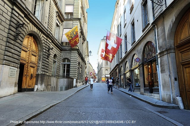 The perfect city break in Geneva