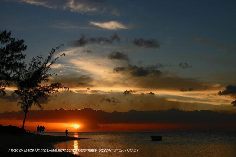 5 Beautiful Sites on Mauritius