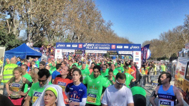 Running a Half Marathon 5 Years After Cancer