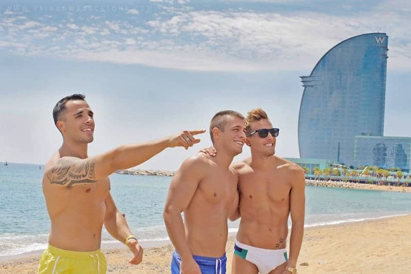 ALTERNATIVE TOURISM GAY CRUISE