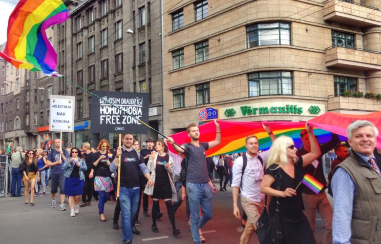 25 Awesome Photos From This Summer's Gay Pride Events
