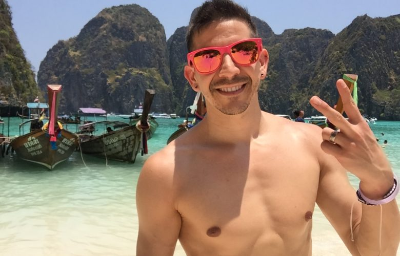 TropOut Gay Beach Festival Comes to Life in Thailand