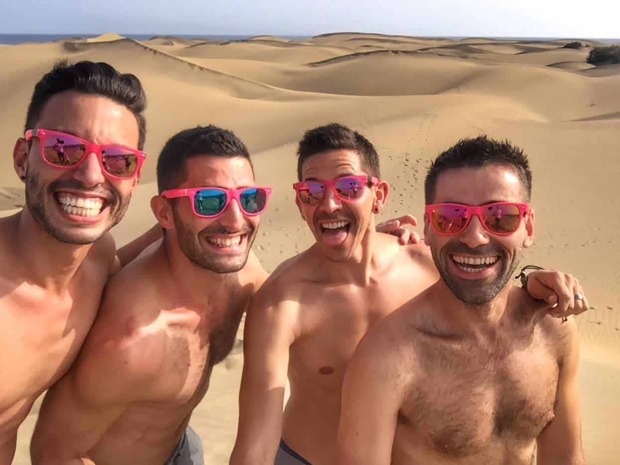 Bear Gay Maduros spain's top gay beaches for fun in the sun – two bad tourists
