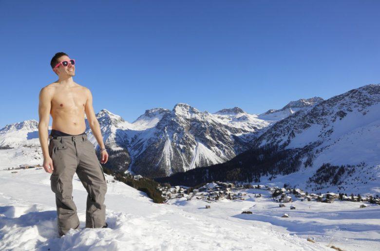 11 Things You Missed at Arosa Gay Ski Week in Switzerland