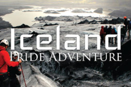 Iceland Gay Tour with Out Adventures Gay Travel