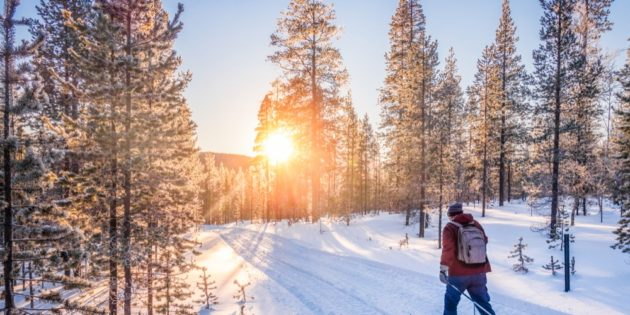 Gaycation in Finland: Saunas, Snow and Northern Lights