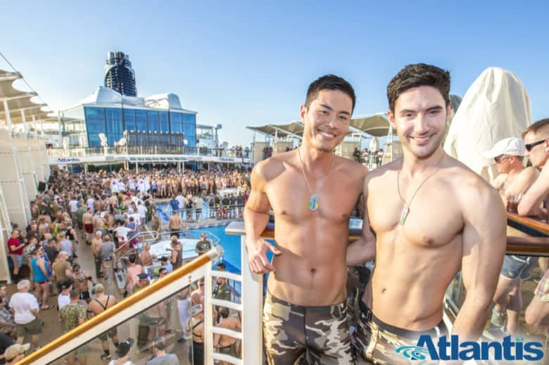 Everything You Want to Know About Going on an Atlantis Gay Cruise