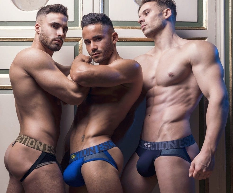 Gay underwear from the ES Collection