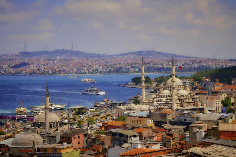 Gay Istanbul – the best gay hotels, bars, clubs & more