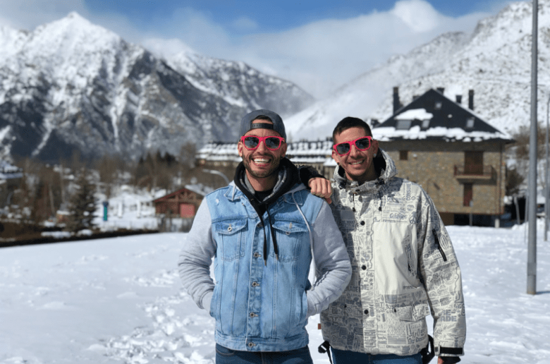 Join Snow Queer Festival 2021 in Spain