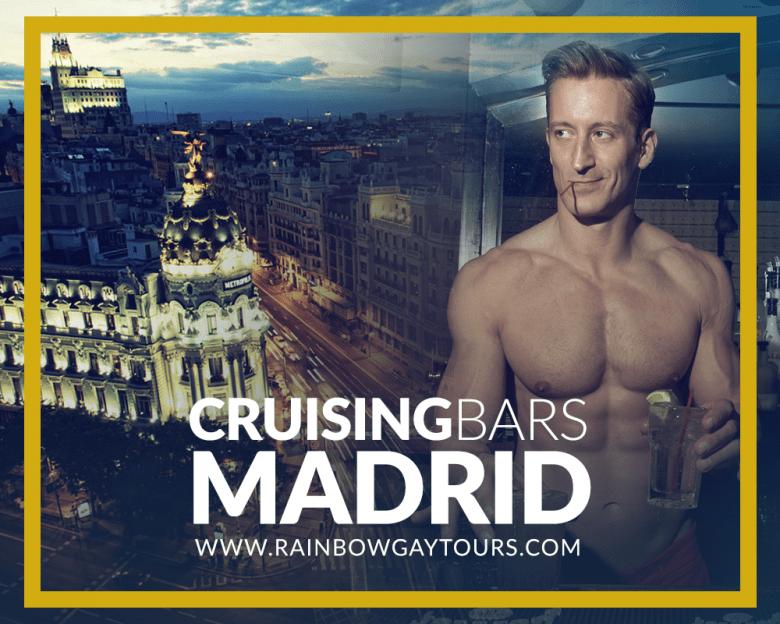 Gay Cruising Bars in Madrid